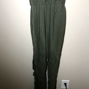 GAP Dresses - Gap Green Romper